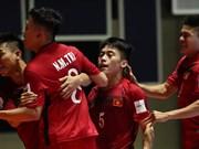 Vietnam desciende en ranking mundial de fútbol