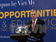Ministro vietnamita y embajador estadounidense debaten cooperación en defensa