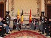 Fomentan cooperación entre región Valonia-Bruselas y Ciudad Ho Chi Minh