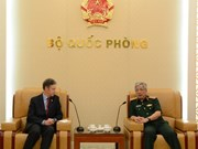 Australia prioriza cooperación en defensa con Vietnam