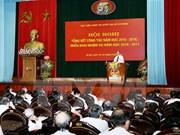 Academia de Ciencia Política Ho Chi Minh por alcanzar el nivel internacional