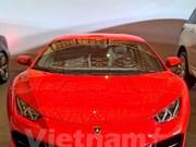 Lamborghini y Porsche presentarán sus más modernos autos en Vietnam