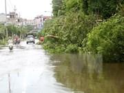 Al menos 10 muertos en Indonesia por inundaciones