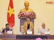 Concluye tercera sesión de Comité Permanente de Parlamento vietnamita