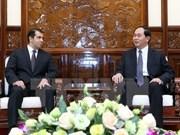 Vietnam y Azerbaiyán fomentan cooperación bilateral