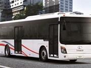Empresa vietnamita inyecta gran inversión en proyecto de autobuses
