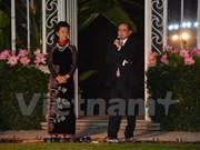 """Presentan en Francia el proyecto """"Casa vietnamita"""""""