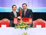 Órganos de seguridad pública de Vietnam y China fortalecen cooperación