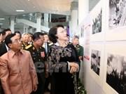 Abierta en Laos exposición sobre legendario Sendero Ho Chi Minh