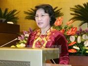 Presidenta de Parlamento de Vietnam visita Camboya