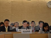 Vietnam exhorta a fomentar lazos internacionales en protección de derechos humanos