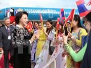 Vietnam y Laos enfatizan necesidad de cooperar en investigación teórico–práctica