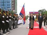 Robustecen nexos parlamentarios Vietnam – Camboya