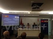 Presentan en El Líbano oportunidad de negocios en Vietnam