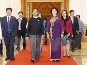 Vietnam enfoca nexos de cooperación multisectorial con Myanmar