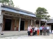 Habitat ofrece ayuda a familias desfavorecidas en provincia de Vietnam