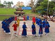 Declarado arte de Ai Lao patrimonio cultural de Vietnam