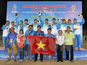 Concluyen en Vietnam Juegos Asiáticos de Playa
