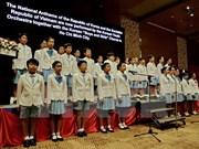 Celebran en Ciudad Ho Chi Minh Día Nacional de Sudcorea