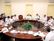 Premier de Vietnam exige esfuerzos por garantizar suministro de energía