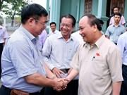 Premier de Vietnam urge a distrito norteño convertirse en moderna zona rural