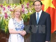 Reino Unido valora los lazos con Vietnam