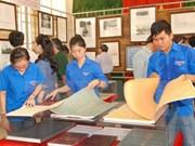Exhiben documentos y mapas de soberanía vietnamita sobre Hoang Sa y Truong Sa