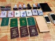 Desarticulan en Malasia red que falsificaba pasaportes