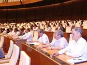 Asamblea Nacional de Vietnam examina Ley de Asistencia para Pymes