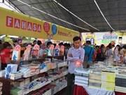Inauguran Festival de Libros de Hanoi 2016