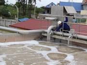 Inauguran en Hanoi nueva planta de tratamiento de aguas residuales