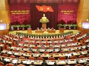 Primer día de trabajo de cuarto pleno del Comité Central de PCV
