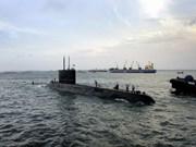 India e Indonesia realizan ejercicio conjunto en el mar