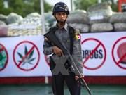 Myanmar refuerza seguridad en el estado de Rakhine
