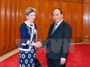 Vietnam saluda inversiones de empresas suizas, destaca premier