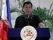 Duterte: Filipinas mantendrá alianza militar con Estados Unidos