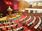 Partido Comunista de Vietnam aborda políticas para renovar el modelo de crecimiento