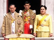 Príncipe tailandés Maha Vajiralongkorn heredará trono de difunto rey