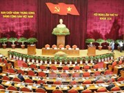 Clausuran cuarto pleno de Comité Central de Partido Comunista de Vietnam