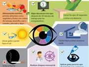 Los métodos para cuidar los ojos