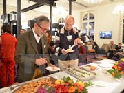 Degustan gastronomía de Vietnam en primer museo de mundo de alimentación