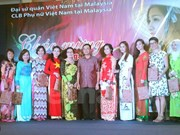 Conmemoran Día de la mujer vietnamita en Malasia