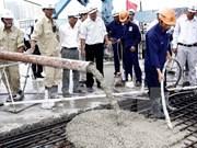 Efectuarán conferencia internacional de desarrollo sostenible de hormigón en Vietnam