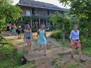Homestay, modelo que atrae turistas extranjeros a Mai Chau
