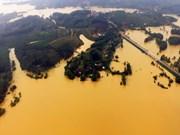 Se preparan localidades de Vietnam ante amenaza de tifón Sarika