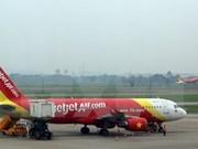 Vietjet Air abrirá nueva ruta aérea entre Hanoi y Sudcorea