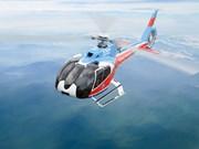 Helicóptero de Vietnam pierde contacto en entrenamiento