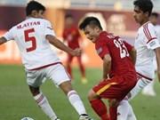 Vietnam empata a EAU en el campeonato asiático de fútbol