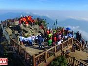 [Fotos] Hacia la cima de Indochina