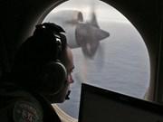 Extienden hasta 2017 búsqueda de avión desaparecido MH370